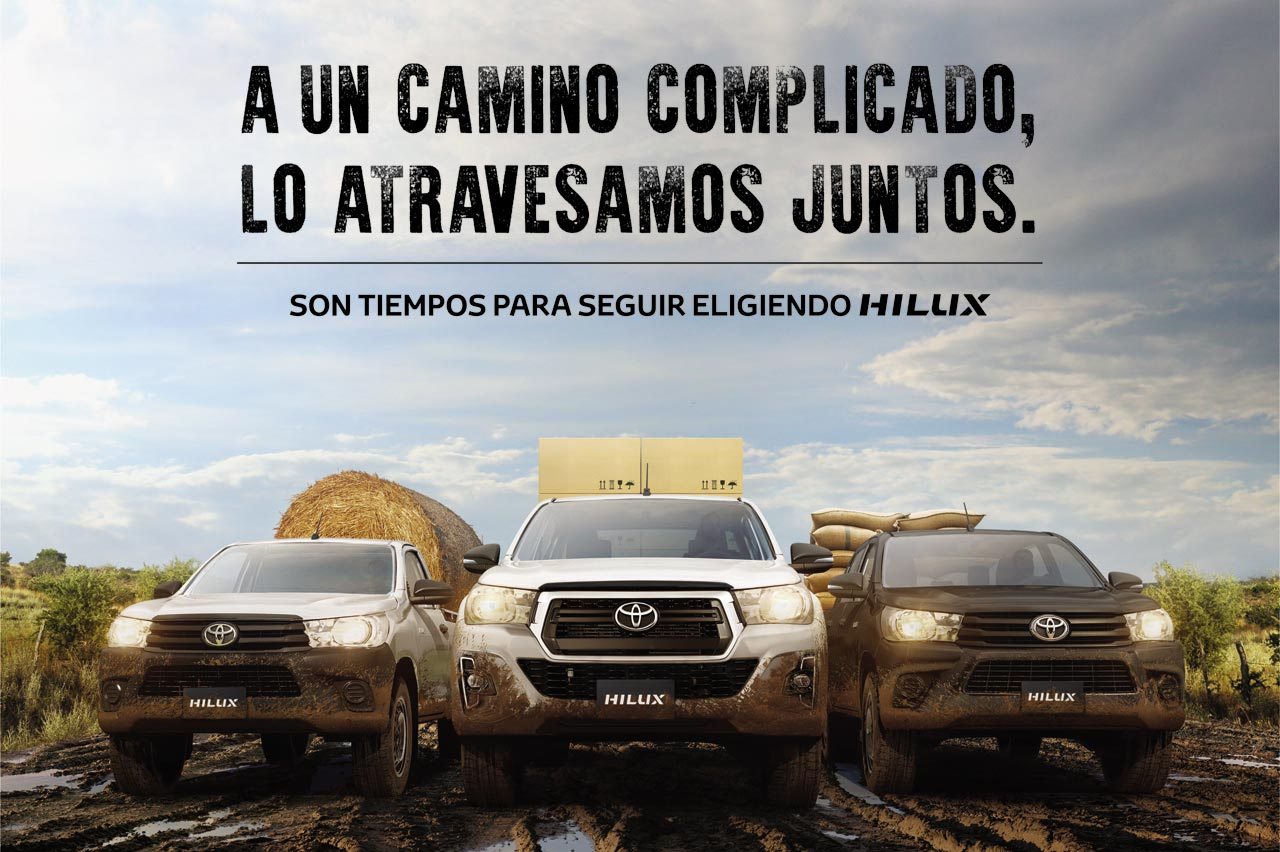 Financiación HILUX